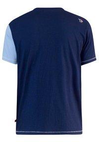 BadRhino - Print T-shirt - blue - 1