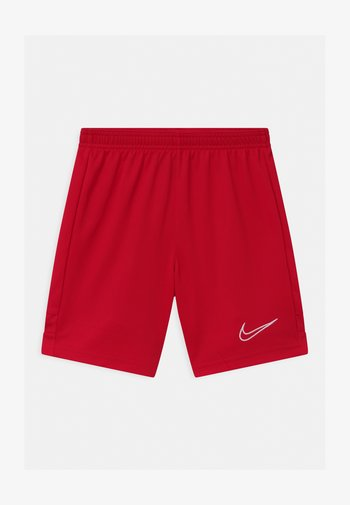 UNISEX - Sports shorts - university red