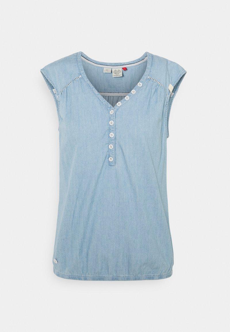 Ragwear - SALTY - Blouse - light blue