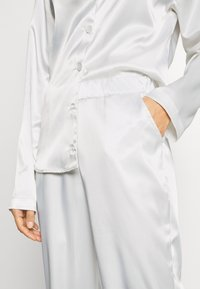 OW Intimates - SKYE PANT AND SHIRT SET - Pyjama set - white - 5