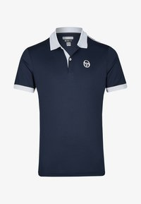 sergio tacchini - CLUB TECH - Polo shirt - dark blue - 0