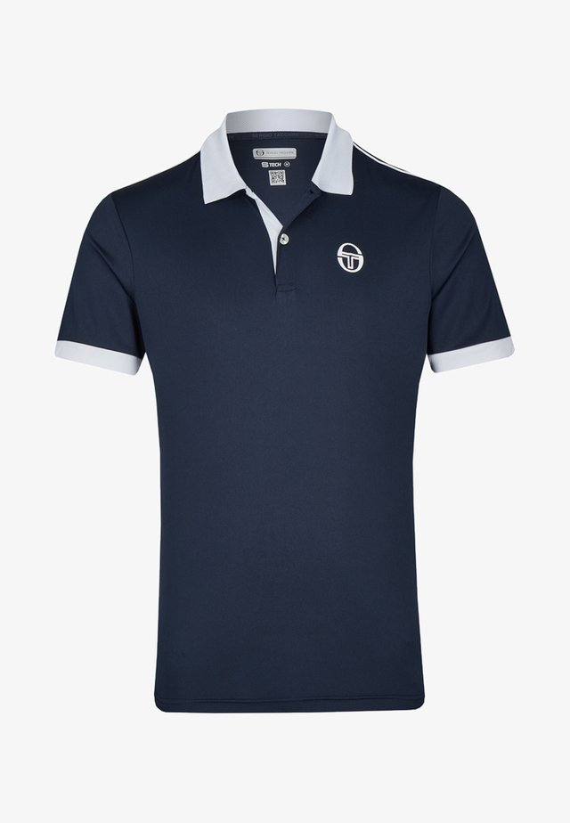 CLUB TECH - Polo shirt - dark blue