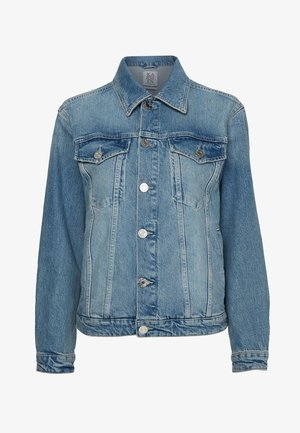 Denim jacket - light wash denim
