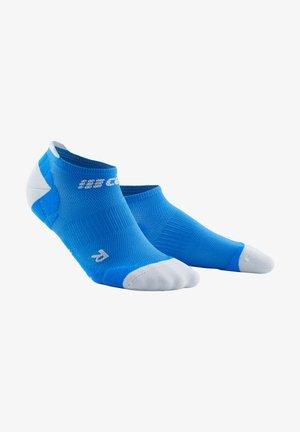Socks - electric blue/light grey