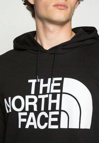 The North Face - STANDARD HOODIE - Hoodie - black - 4
