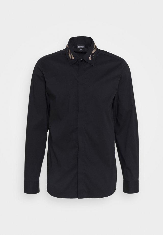 CAMICIA - Skjorte - black
