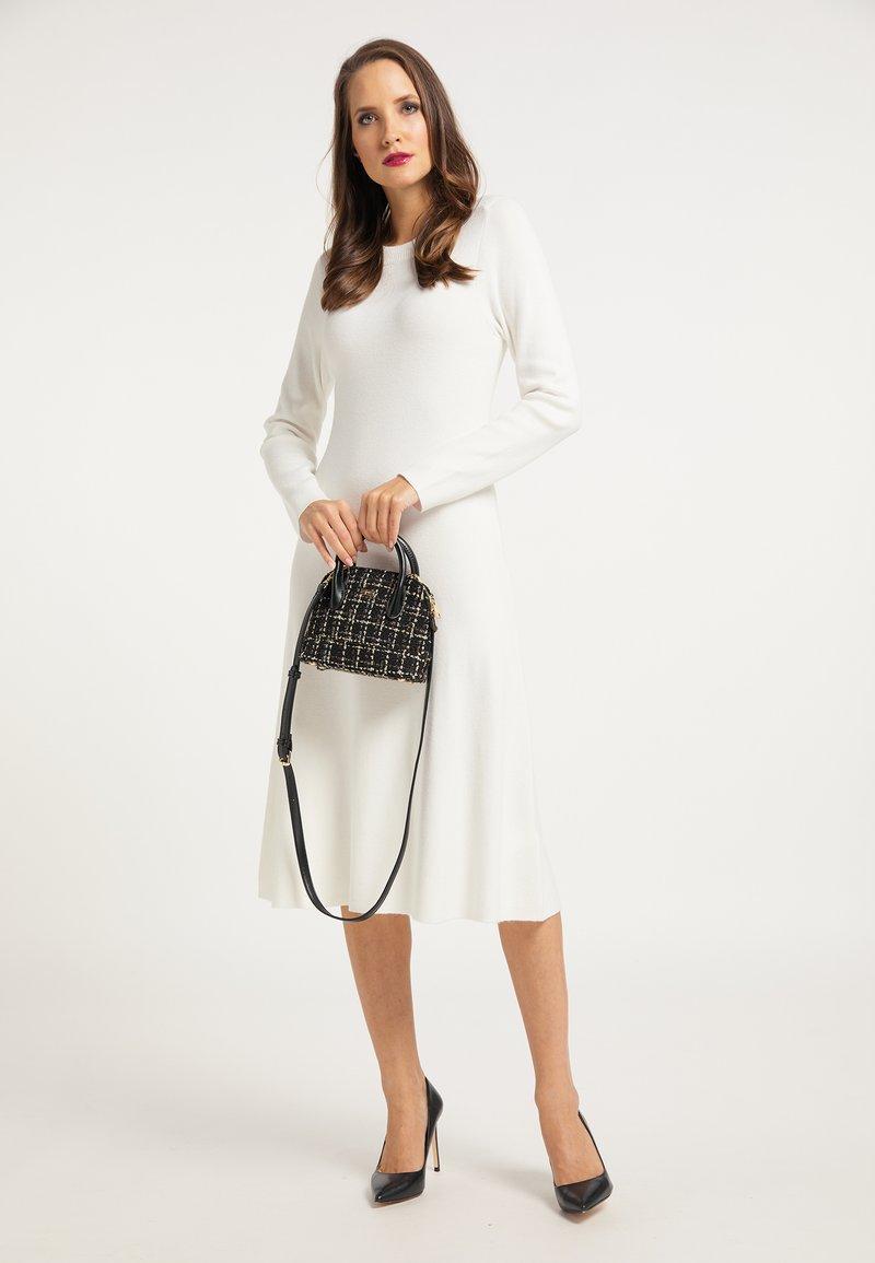 faina - Handbag - schwarz