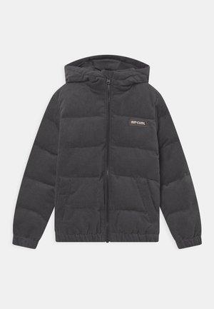 REVIVAL CORD JACKET UNISEX - Snowboard jacket - black