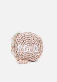 Polo Ralph Lauren - CROSSBODY - Across body bag - pink - 0