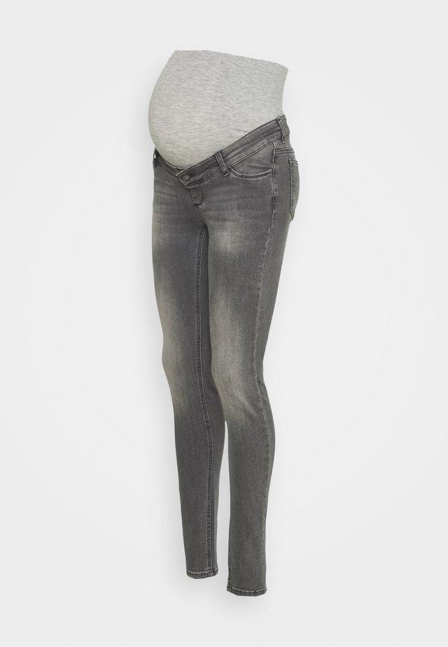 MLMAINE - Slim fit jeans - grey denim