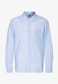 s.Oliver - LANGARM - Košile - light blue - 0