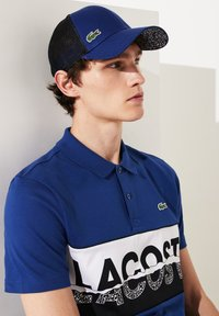 Lacoste Sport - YH4894 - Polo shirt - navy blue/black/white - 2