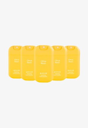 HAAN 5 PACK HAND SANITIZER - Zestaw do kąpieli - citrus noos