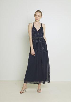VICELOSIA SEQUIN STRAP ANKLE - Společenské šaty - navy blazer