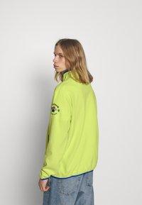 adidas Originals - Fleece jumper - semi frozen yellow - 2