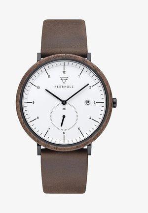 ANTON - Watch - brown