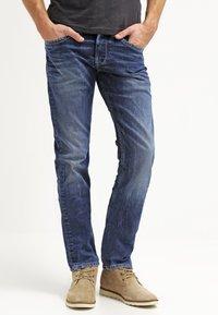 Pepe Jeans - CASH - Džíny Straight Fit - z23 - 0