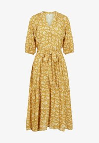 Object - Day dress - honey mustard - 6