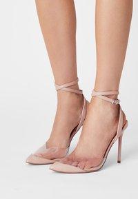 Even&Odd - PIPPA - Classic heels - transparent - 0