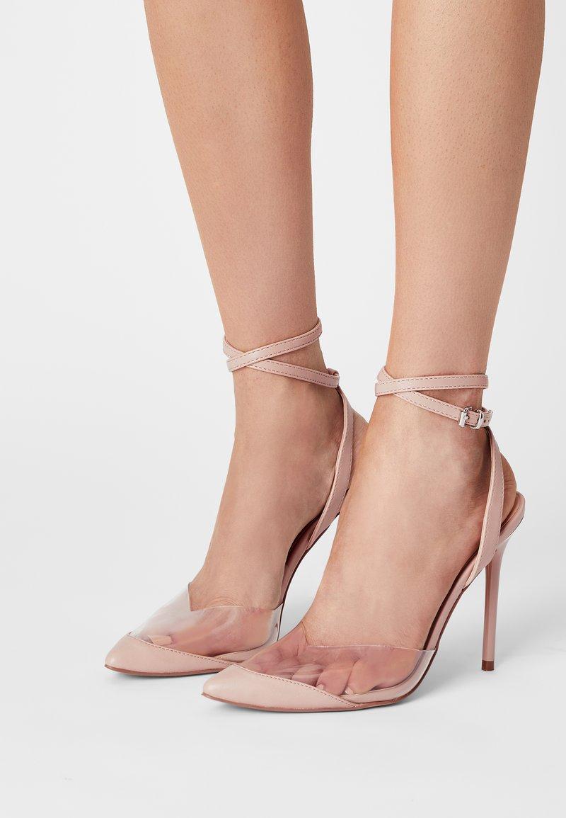 Even&Odd - PIPPA - Classic heels - transparent