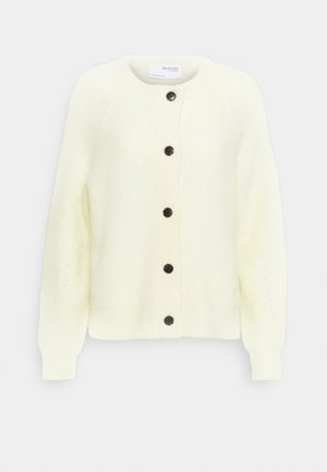 SLFLULU  - Cardigan - pastel yellow