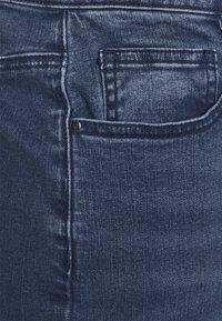 Zizzi - JAUSTYN - Slim fit jeans - blue denim - 4