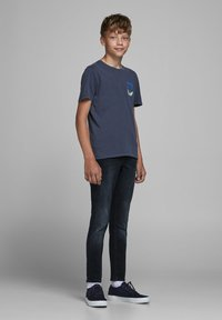 Jack & Jones Junior - Jeans Skinny Fit - blue denim - 3