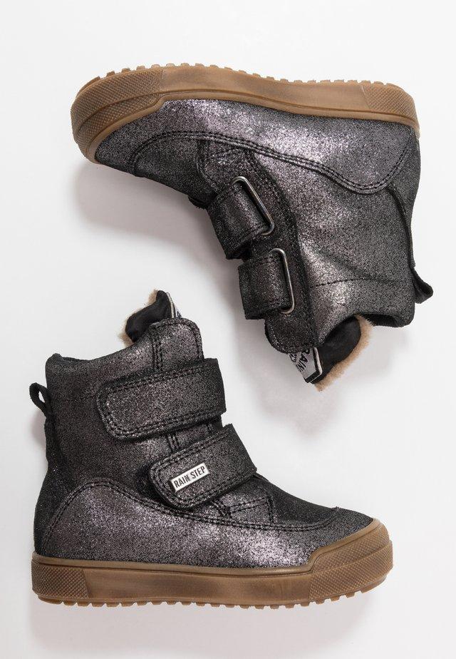 MIEN - Snowboots  - schwarz