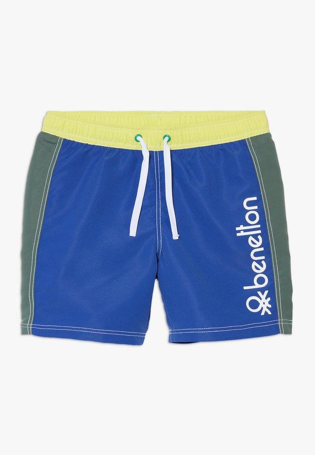 SWIM TRUNKS - Swimming shorts - blue