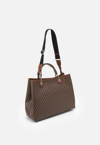 Emporio Armani - MYEABORSA SET - Handbag - moro/ecru/tabacco - 1