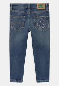 Tommy Hilfiger - SPENCER SLIM POST - Slim fit jeans - blue denim - 1