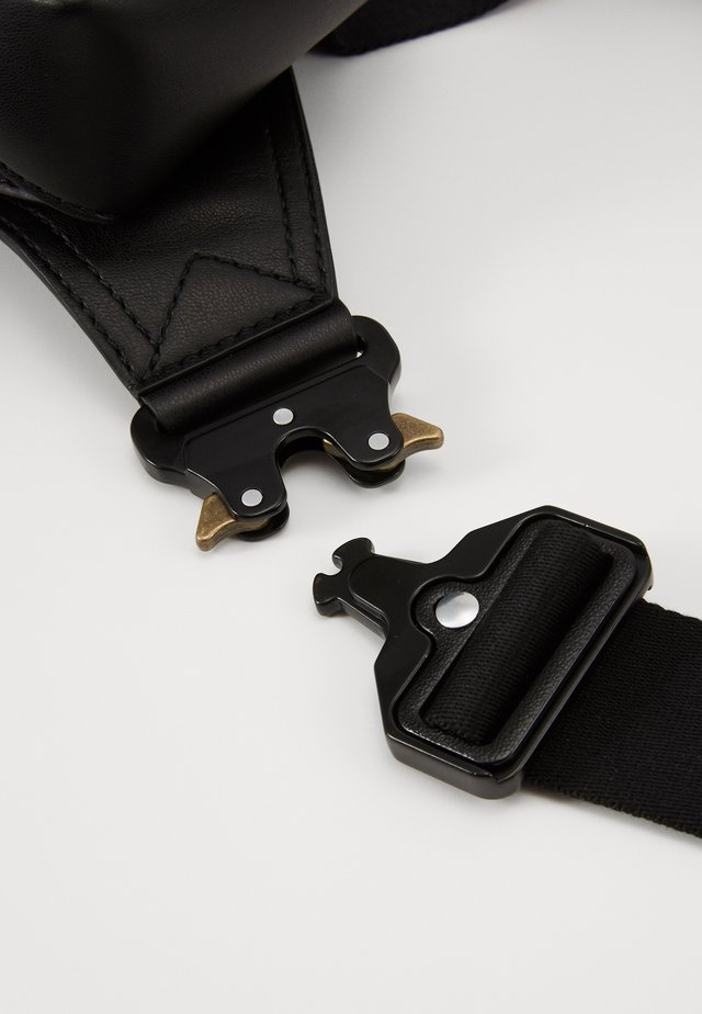 TYCOON CROSSBAG UNISEX - Bum bag - black