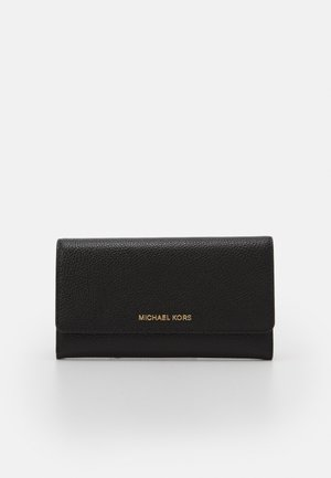 TRIFOLD WALLET - Portefeuille - black