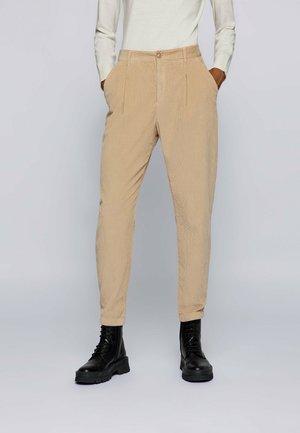 C_TORELLA - Pantaloni - light beige