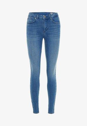 LUX NW - Slim fit jeans - medium blue denim
