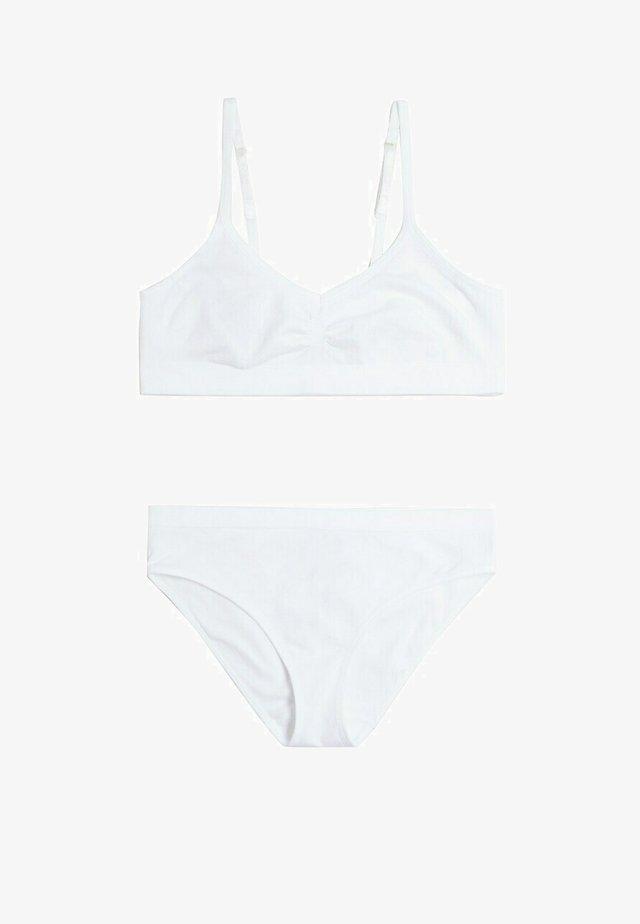 SET VALERIA8 - Set de sous-vêtements - blanc