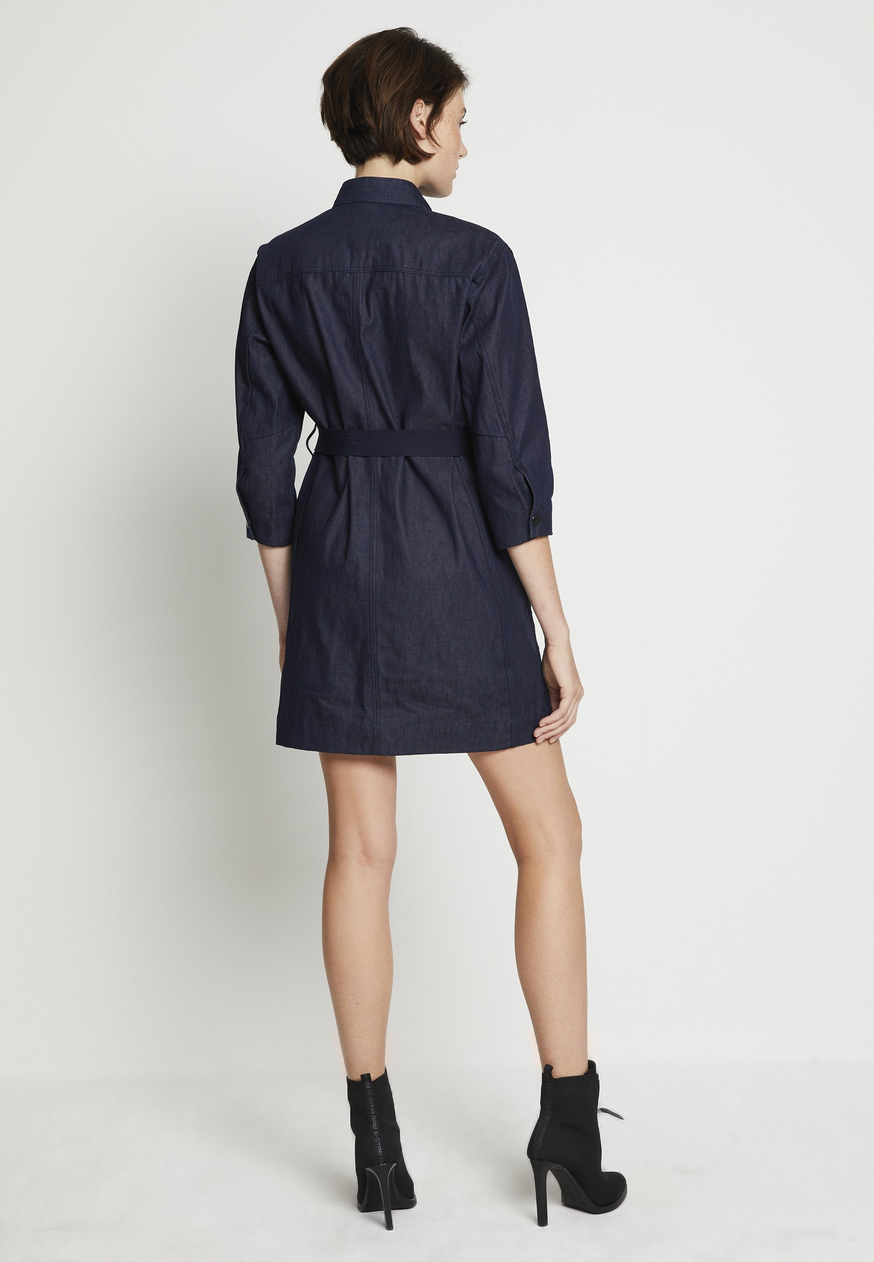 GStar SHIRT DRESS Jeanskleid raw denim