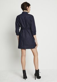 G-Star - SHIRT DRESS - Denim dress - raw denim - 3
