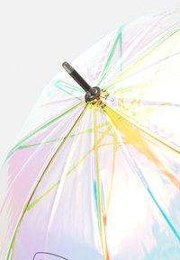 KARL LAGERFELD - IKONIK BALLON UMBRELLA - Parapluie - iridescent - 4