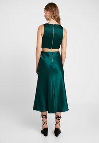 Bec & Bridge - GABRIELLE DRESS - Cocktailklänning - emerald - 3