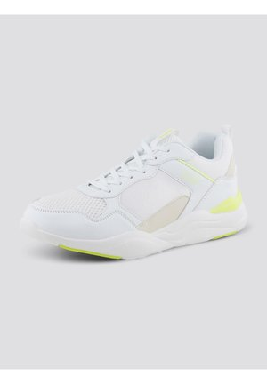 8095601 - Trainers - white-neon-yellow