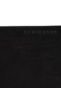 Schiesser - SLIPS BASIC 2 PACK - Briefs - black