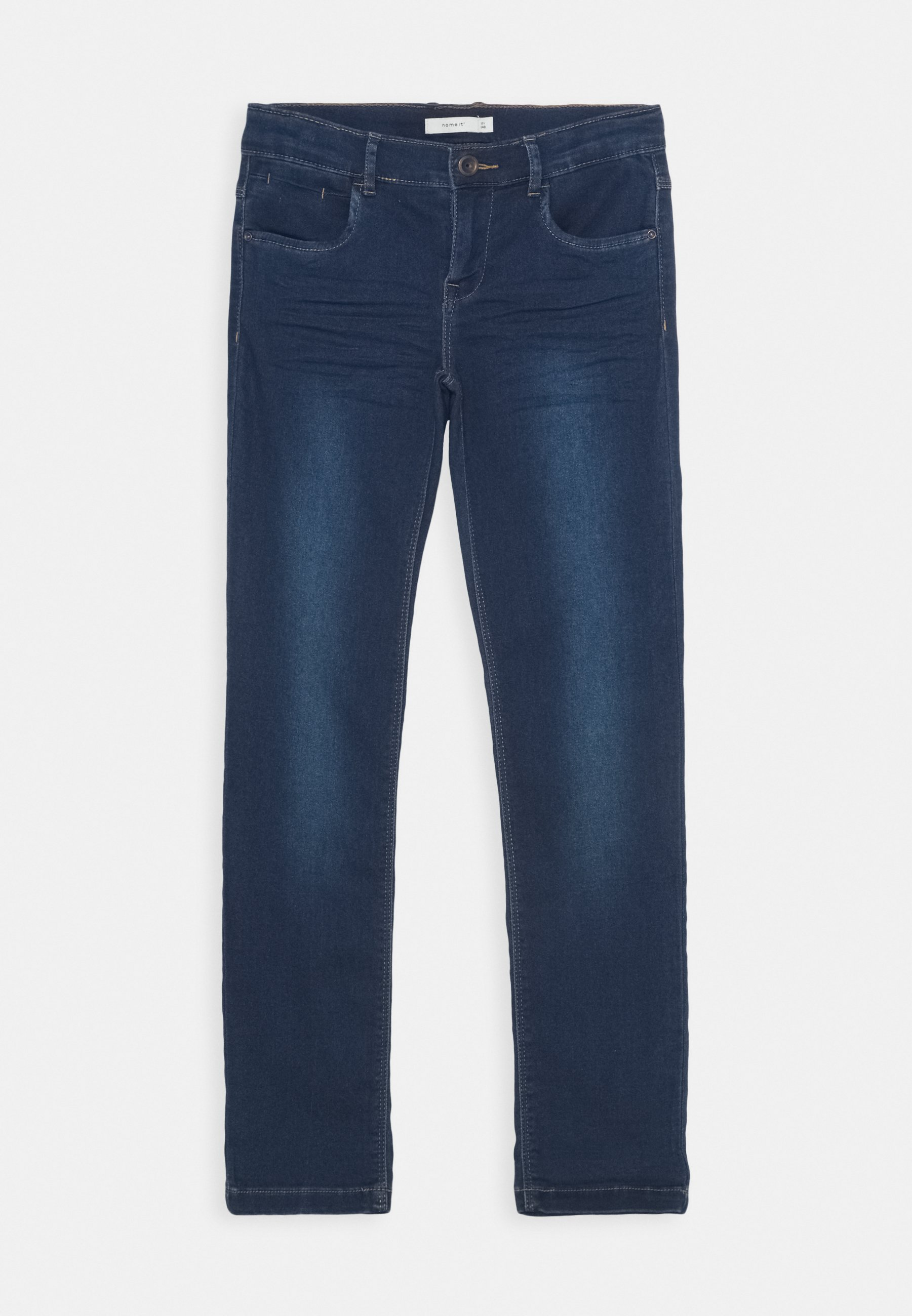 Kids NKFSALLI DNMTHAYERS PANT - Slim fit jeans