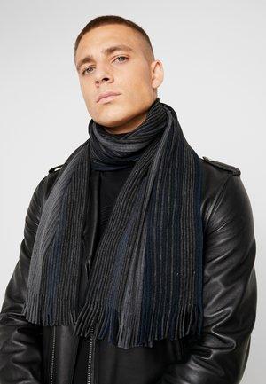 Sjal / Tørklæder - grey/dark blue/black