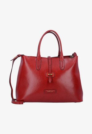 DALSTON  - Across body bag - red