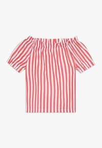 Benetton - Blouse - red - 1
