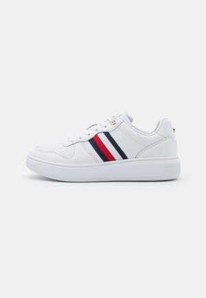TAPE CUPSOLE - Trainers - white