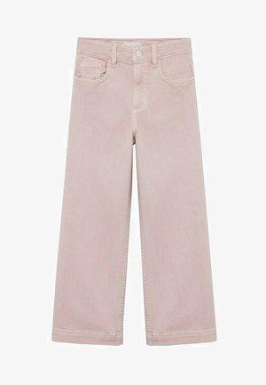 CULOTTEC - Straight leg jeans - lilac