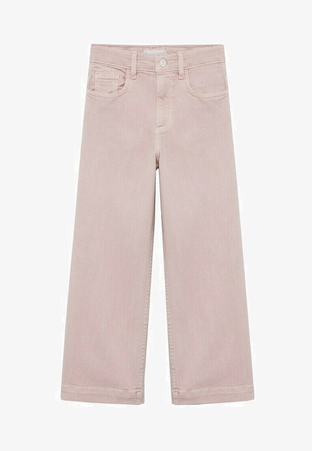CULOTTEC - Straight leg jeans - lilac