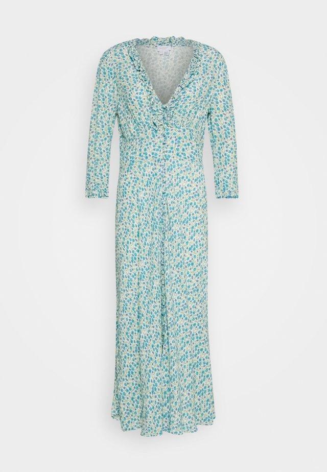 NISHA DRESS - Vardagsklänning - blue